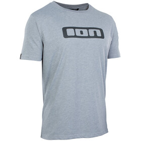 ION Seek DriRelease Kurzarm-Shirt grey melange